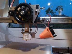 La stampante 3D fatta in casa