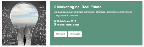 Il Marketing nel Real Estate